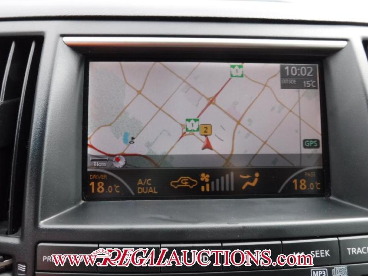 2008 Infiniti FX35  4D UTILITY AWD