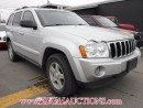 Used 2007 Jeep Grand Cherokee Limited 4D Utility 4WD for sale in Calgary, AB