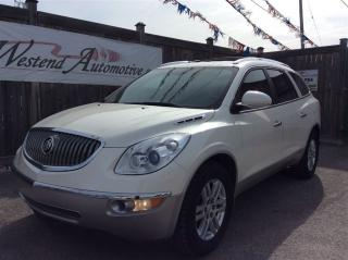 Used 2012 Buick Enclave AWD for sale in Stittsville, ON