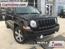 Used 2016 Jeep Patriot Sport Leather Heated Seats Sunroof for sale in Edmonton, AB