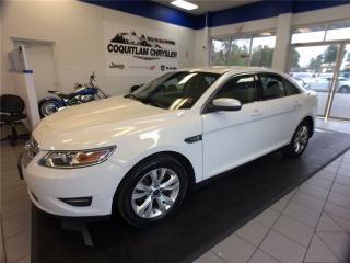 Used 2010 Ford Taurus SEL for sale in Coquitlam, BC