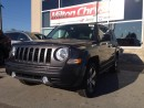 Used 2017 Jeep Patriot SPORT 4X4 HIGH ALTITUDE PKG for sale in Milton, ON