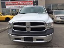 Used 2017 Dodge Ram 1500 SXT HEMI 4X4 / 0%FIN for sale in Milton, ON