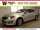 Used 2015 Kia Optima LX| BLUETOOTH| CRUISE CONTROL| HEATED SEATS| 76,33 for sale in Cambridge, ON