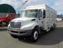 Used 2008 International 4300 Cold Plate Refrigeration Truck w/Air Brakes for sale in Burnaby, BC