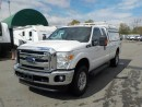 Used 2016 Ford F-250 Sd XLT with Service Canopy & Ladder Rack for sale in Burnaby, BC