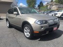 Used 2007 BMW X3 3.0si Coquitlam Location - 604-298-6161 for sale in Langley, BC