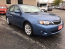 Used 2008 Subaru Impreza 2.5 i Coquitlam Location - 604-298-6161 for sale in Langley, BC