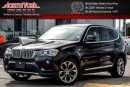 Used 2016 BMW X3 xDrive28i|Premium,DrvrAsst,LightingPkgs|Sunroof|Nav|RearCam|19