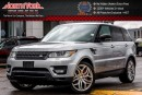Used 2014 Land Rover Range Rover Sport |Autobiography|V8 Supercharged|Nav|SurroundCam| for sale in Thornhill, ON