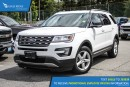 Used 2016 Ford Explorer XLT Satellite Radio and Backup Camera for sale in Port Coquitlam, BC