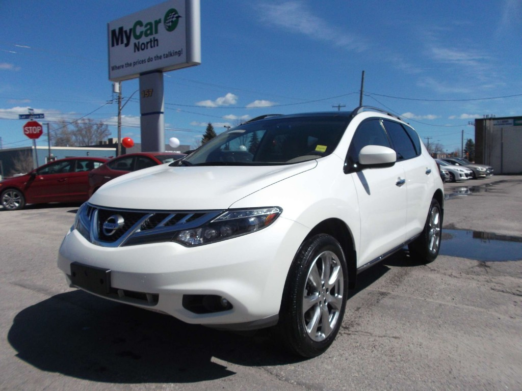 used 2014 nissan murano platinum for sale in kingston ontario. Black Bedroom Furniture Sets. Home Design Ideas