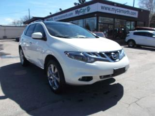 Used 2014 Nissan Murano Platinum for sale in Kingston, ON