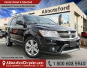 Used 2014 Dodge Journey R/T Navigation & Backup Camera for sale in Abbotsford, BC