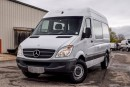 Used 2011 Mercedes-Benz Sprinter Cargo Vans 2500 144