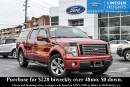 Used 2010 Ford F-150 FX2 SUPERCREW 5.5'BED 2WD - XLT PACKAGE - LEATHER - POWER MOONROOF - TRAILER TOW PACKAGE for sale in Ottawa, ON
