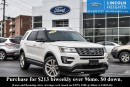 Used 2016 Ford Explorer XLT 4WD for sale in Ottawa, ON