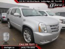 Used 2014 Cadillac Escalade for sale in Lethbridge, AB