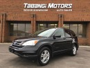 Used 2011 Honda CR-V EX-L LEATHER SUNROOF AWD! for sale in Mississauga, ON