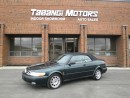 Used 1999 Saab 9-3 TURBO 5 SPEED CONVERTIBLE for sale in Mississauga, ON