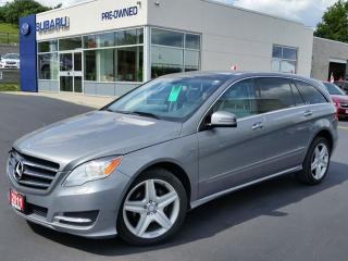 Used 2011 Mercedes-Benz R-Class R350 BlueTEC AWD for sale in Kitchener, ON