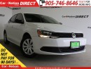 Used 2013 Volkswagen Jetta 2.0L Trendline| HEATED SEATS| OPEN SUNDAYS| for sale in Burlington, ON
