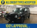 Used 2012 Jeep Patriot SRORT*4WD*POWER SUNROOF*REMOTE STARTER*BOSTON PREMIUM AUDIO*U CONNECT PHONE* for sale in Cambridge, ON