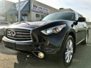 Used 2014 Infiniti QX70 QX70 PREMIUM PACKAGE*NAVIGATION/360 CAMERAS/CERTIFIED for sale in Concord, ON