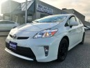 Used 2012 Toyota Prius HYBRID/BACK CAMERA/BLURTOOTH/CERTIFIED for sale in Concord, ON