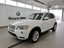 Used 2013 BMW X3 xDrive28i for sale in Edmonton, AB