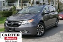 Used 2015 Honda Odyssey Touring + NAVI + DVD + VACUUM + CERTIFIED! for sale in Vancouver, BC