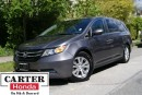 Used 2015 Honda Odyssey EX-L w/RES + LOW KMS! + PWR DOOR + CERTIFIED! for sale in Vancouver, BC