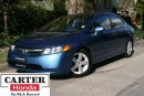 Used 2008 Honda Civic LX w/Sunroof + LOCAL + LOW KMS + ALLOYS + A/C! for sale in Vancouver, BC