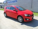 Used 2014 Chevrolet Sonic LT for sale in Beaverton, ON