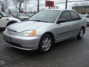 Used 2002 Honda Civic DX for sale in London, ON