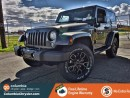New 2017 Jeep Wrangler Sahara for sale in Richmond, BC