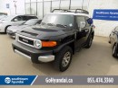 Used 2014 Toyota FJ Cruiser OFFROAD PACKAGE, AWD, 1 OWNER for sale in Edmonton, AB