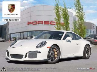 Used 2015 Porsche 911 CERTIFIED PRE-OWNED | Ceramic Brakes | Carbon Bucket Seats | Front Axle Lift | Sport Chrono for sale in Edmonton, AB