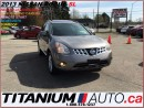 Used 2013 Nissan Rogue SL+AWD+GPS+3D Camera+Sunroof+BlueTooth+Leather Hea for sale in London, ON