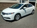Used 2015 Honda Civic LX for sale in Stittsville, ON