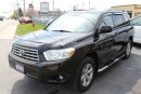 Used 2009 Toyota Highlander 4WD 7 Passenger Leather for sale in Brampton, ON
