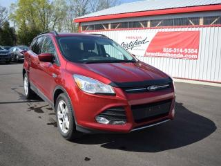 Used 2015 Ford Escape SE 4dr Front-wheel Drive for sale in Brantford, ON