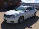 Used 2016 Nissan Altima S SEDAN 2.5 for sale in Edmonton, AB