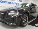 Used 2016 Chrysler 300 300S in a mysterious black with back up cam and a devlish charm for sale in Edmonton, AB