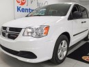 Used 2017 Dodge Grand Caravan CVP/SXT- Cruise control for your long journeys and a crisp clean white exterior for sale in Edmonton, AB