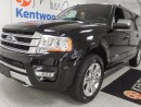 Used 2017 Ford Expedition Max Max- Ecoboost! with Leather, NAV. sunroof, back up cam, heated and cooled front seats for sale in Edmonton, AB