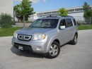 Used 2011 Honda Pilot EX-L, AWD,8 passenger, Leather, Sunroof, backup c for sale in North York, ON