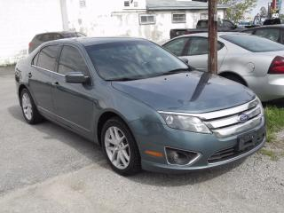 Used 2011 Ford Fusion SEL for sale in Oshawa, ON