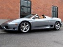 Used 2002 Ferrari 360 Modena Spider F1 for sale in Vancouver, BC