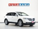 Used 2013 Lincoln MKX NAVIGATION LEATHER AWD PANORAMIC SUNROOF BACK UP C for sale in North York, ON